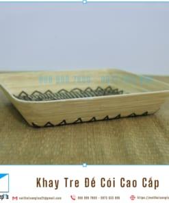 Khay Tre Day Coi Tu Nhien Khay Trang Tri De Trai Cay bang Tre Ep va Coi Khay Go Decor 36x30x6 5 noithatsangtao2t